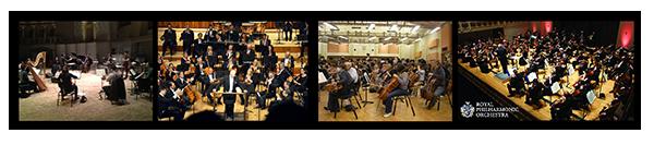 London Sinfonietta,London Symphony Orchestra, The BBC Symphony Orchestra, Royal Philharmonic Orchestra