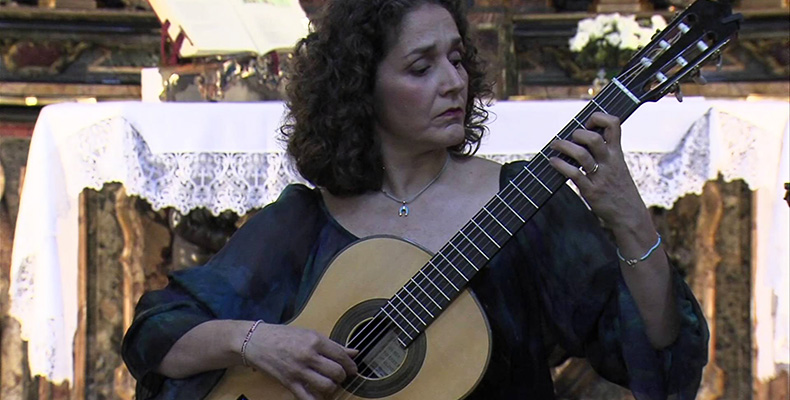 Antigoni Goni, The Volterra Guitar Project, and Beyond
