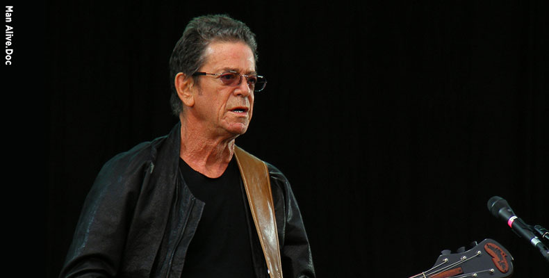 Obituary, Lou Reed