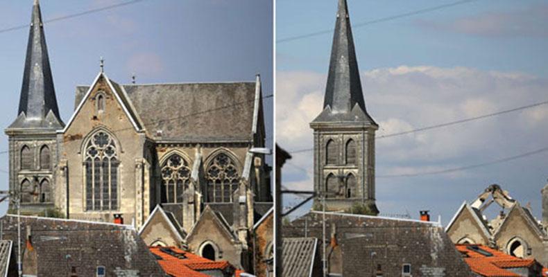 The Saint-Pierre-aux-Liens Church's Demolition: