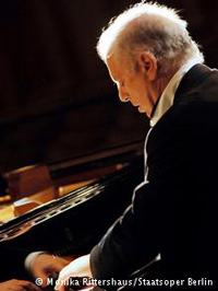 Conductor Barenboim turns 70