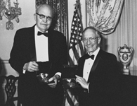 Jack Kilby and Robert Noyce