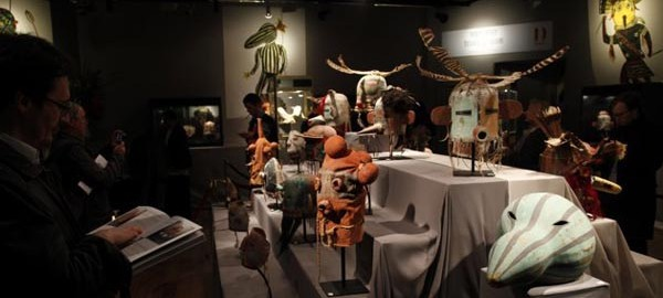 Paris Court Oks Sale of North American Artifacts