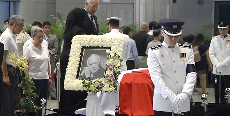 Obituary : Lee Kuan Yew