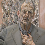 """Self-Portrait"" - Lucian Freud"