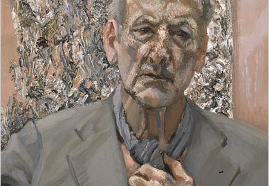 Obituary, Lucian Freud