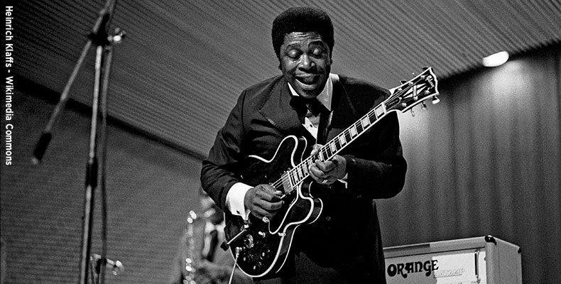 Obituary, BB King