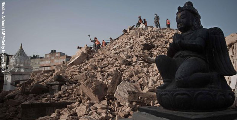 Nepal Earthquake 2015: The Role of Culture in Recovery