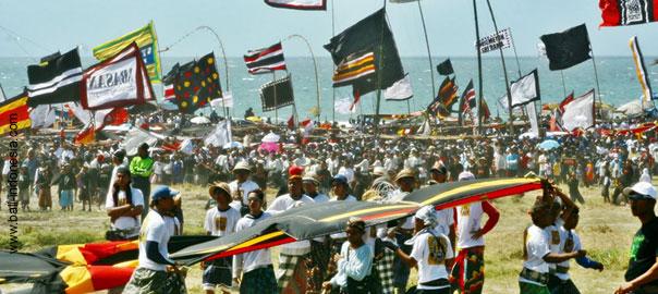 Bali Kite Festival