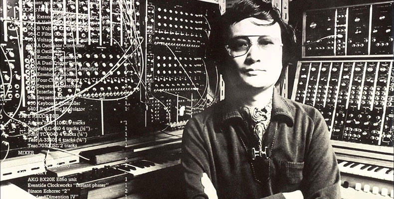 Isao Tomita, a Japanese Pioneer of Electronic Music, Died at 84