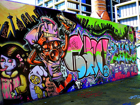 Graffiti and Mural Photo 2