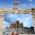 palmyra archaeological site