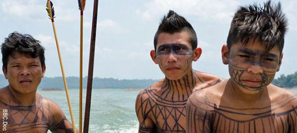 Amazon culture clash over Brazil's dams | BBC.Doc