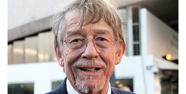 Sir John Hurt obituary