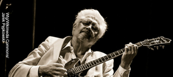 Farewell to A Dear Friend… Larry Coryell