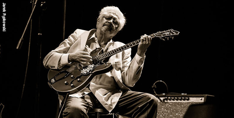 Farewell to A Dear Friend... Larry Coryell