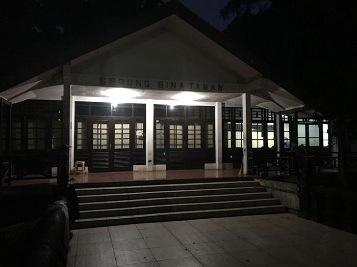 Gedung Bina Taman, Langsat Park