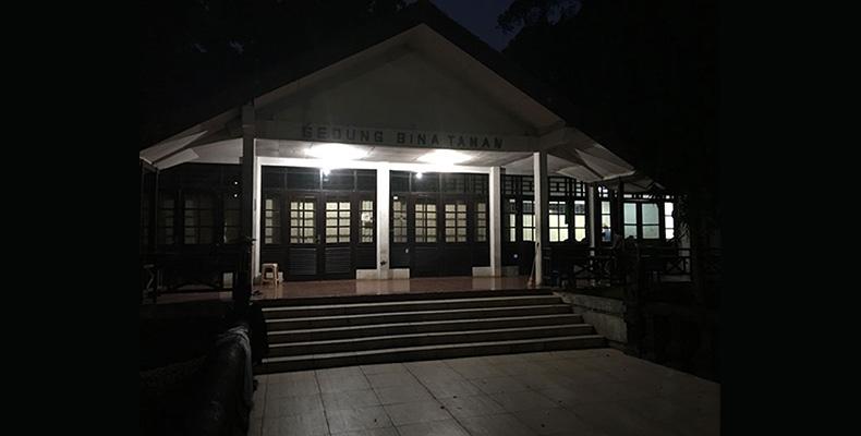 Sacred Bridge @ Gedung Bina Taman