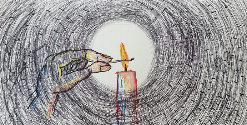 The Enigma of Burning Yourself Alive