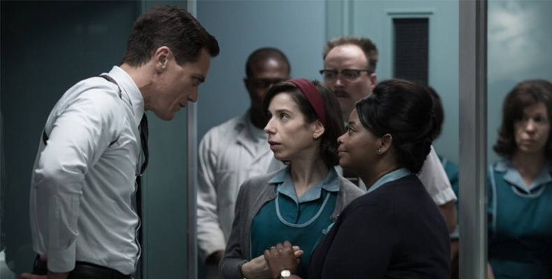 The Shape of Water: An Allegorical Critique of Trump