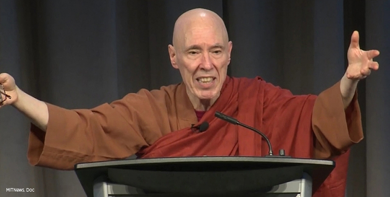 Venerable Bhikkhu Bodhi presents moral vision in age of crisis