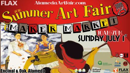 Alameda Summer Art Fair