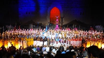 National Festival of Marrakech Popular Arts