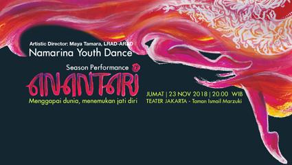 Namarina Youth Dance: Anantari