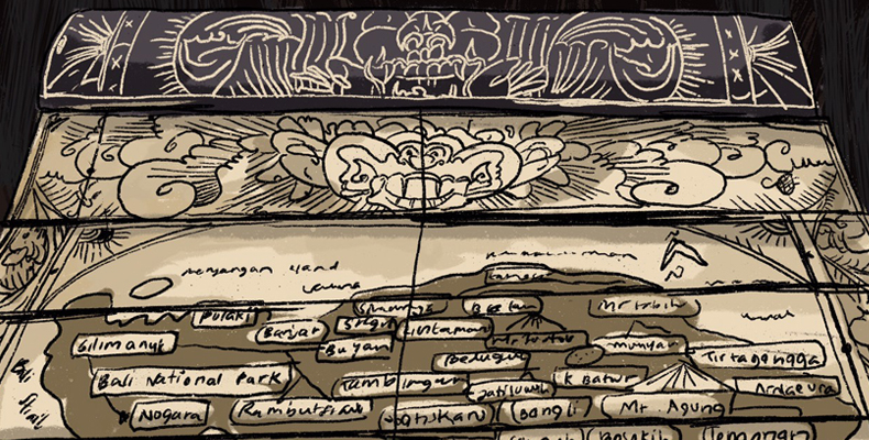 Lontar Manuscript: Where the Balinese Turn to for Wisdom